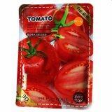 3D East Skin Tomato มาร์คหน้า สูตรมะเขือเทศ ลดปัญหาสิว แพ้แดด เซ็ทสุดคุ้ม 10แพ็ค กล่อง ถูก