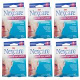 โปรโมชั่น 3M Nexcare Sterile Eye Patch พลาสเตอร์ปิดตาขนาดใหญ่ 10ชิ้น กล่อง 6 กล่อง 3M Nexcare ใหม่ล่าสุด