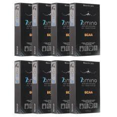 ขาย 7Amino อาหารเสริมสร้างกล้ามเนื้อ แพ็ค 8 กล่อง 7Amino เป็นต้นฉบับ