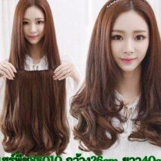 ราคา วิกแฮร์พีช สีน้ำตาลทอง รหัสสินค้า88010 2 30 Cala Wigs เส้นไหมทนความร้อนสูงจากเกาหลีอย่างดี100 ออนไลน์