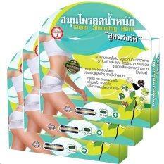 ซื้อ Abdomen Slim Super Slimming Herb สมุนไพรลดน้ำหนัก สูตรเร่งรัด 30 แคปซูล 3 กล่อง ถูก ใน ไทย