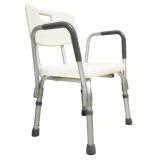 ขาย ซื้อ ออนไลน์ Acare เก้าอี้อาบน้ำอลูมิเนียม มีพนักพิงและที่วางแขน