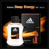 ราคา น้ำหอม Adidas Deep Energy Edt 100 Ml ออนไลน์