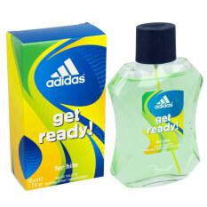 ราคา Adidas Get Ready For Men Edt 100 Ml ถูก