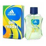 ราคา Adidas Get Ready For Men Edt 100 Ml พร้อมกล่อง Adidas ออนไลน์