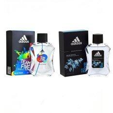 ส่วนลด สินค้า Adidas Team Five Special Edition 100 Ml Adidas Ice Dive Adidas For Men Edt 100 Ml พร้อมกล่อง