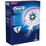 ขาย แปรงสีฟันไฟฟ้า Oral B Pro 3000 Power Rechargeable Braun Oral B ใน Thailand