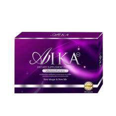 ซื้อ Aika New Shape New Life 10 Caps ไอกะ ผลิตภัณฑ์เสริมอาหารเร่งการเผาผลาญควบคุมน้ำหนัก กรุงเทพมหานคร