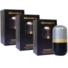 ซื้อ Aiyara Aimmura X ไอยรา เอมมูร่า เอ็กซ์ สูตรใหม่ เพิ่มเซซามินเข้มข้น 20 เท่า ลดการอักเสบข้อกระดูก ลดความดัน ลดการปวดเข่า ลดการเสื่อมของเซลล์ เสริมสร้างภูมิคุ้มกัน ขนาด 60 แคปซูล 3 กล่อง ถูก