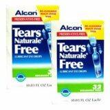 ราคา Alcon Tears Naturale Free Preservative Free น้ำตาเทียม 03 Fl Oz 8 Ml 2 กล่อง ที่สุด