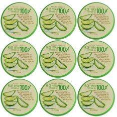 โปรโมชั่น Aloe Vera Nature Perfect Soothing 100 50 Ml สุดยอดเจลว่านหางจระเข้ 9 กระปุก กรุงเทพมหานคร