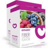 ซื้อ Amado Fiber Detoxอมาโด้ ดีท๊อกซ์ พุงยุบ 2 กล่อง ใน กรุงเทพมหานคร