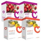 ขาย Amado S Garcinia อมาโด้ เอส อาหารเสริมควบคุมน้ำหนัก กล่องส้ม 10 แคปซูล X 2 กล่อง Fiber Detox ดีท๊อกซ์ กล่องม่วง 5 ซอง X 2 กล่อง กรุงเทพมหานคร