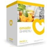 ราคา Amado Shireru อมาโด้ ชิเรรุ เครื่องดื่มชนิดชงดื่มรสชามะนาว 1 กล่อง Amado เป็นต้นฉบับ