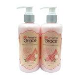 ส่วนลด Amazing Grace ครีมอาบน้ำแบบ Home Spa สูตรWhitening Vitamin C Antiaging Antioxident 2 ขวด ไทย