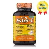 ซื้อ American Health Ester C With Citrus Bioflavonoids 1 000 Mg X 90 แคปซูล ถูก