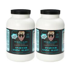 ทบทวน Anabolic Amino 10 000 แพ็ค 2 ขวด 180 เม็ด บรรจุ 90 เม็ด ขวด