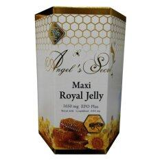 ขาย Angel S Secret Maxi Royal Jelly 1 650Mg 6 Hda นมผึ้งสกัดเย็นชนิดซอฟเจล สูตรพิเศษ เข้มข้นที่สสุด ดูดซึมดีที่สุด ทานแล้วไม่อ้วน ผิวสวย สุขภาพดี จากออสเตรเลีย 365 เม็ด 1 กล่อง ใหม่