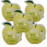 Apple Detox นวัตกรรมใหม่ เอ็นไซม์แอปเปิ้ล ดีท๊อก และล้างสารพิษ 5 ซอง 1ซอง 10 แคปซูล ใหม่ล่าสุด