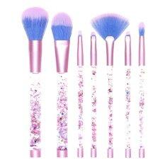 ขาย Aquarium Liquid Glitter Makeup Brush Set Pouch Intl Unbranded Generic ผู้ค้าส่ง
