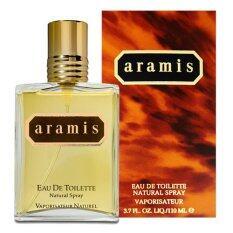 ราคา Aramis For Men 110 Ml พร้อมกล่อง Aramis เป็นต้นฉบับ