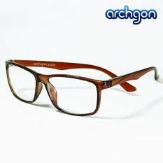 ซื้อ Archgon แว่นกรองเเสงสีฟ้า สำหรับคอมพิวเตอร์ Brown Archgon
