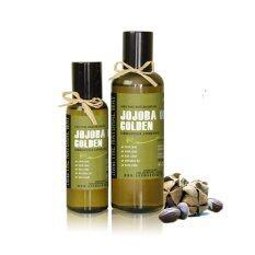 ขาย Aroma More Jojoba Oil Golden น้ำมันโจโจบา บริสุทธิ์ Cold Pressed Spain ขนาด 200Ml 100 Ml ราคาถูกที่สุด