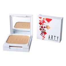 ซื้อ Arty Aura Powder Foundation Spf25 Pa อาร์ทตี้ โปรเฟสชั่นแนล ออร่า พาวเดอร์ ฟาวเดชั่น เอสพีเอฟ 25 พีเอ สี C2 สำหรับผิวสองสี ถูก