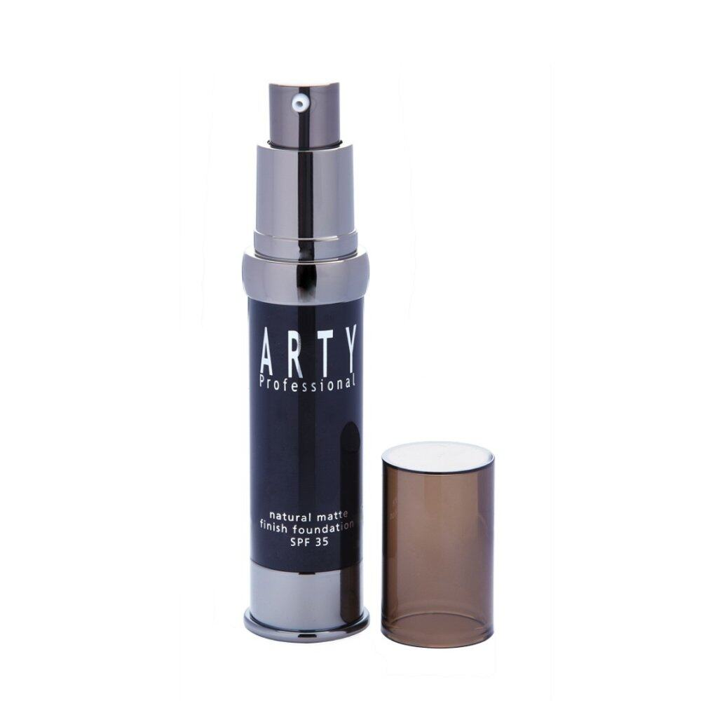 ARTY PROFESSIONAL NATURAL MATTE FINISH FOUNDATION SPF 35 (สีC2 สำหรับผิวสองสี)