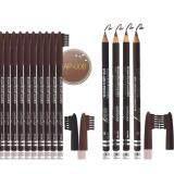ส่วนลด สินค้า Ashley ดินสอเขียนคิ้วแอชลีย์ 12 แท่ง Eye Area Pencil เบอร์5 สีน้ำตาลธรรมชาติ