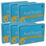 ราคา Aura Bright Super Vitaminออร่า ไบรท์ ซุปเปอร์ วิตามิน สูตรใหม่ เร่งขาวกว่าเดิม5เท่า แพคเกจใหม่ บรรจุ15แคปซูล 6กล่อง Aura Bright ใหม่