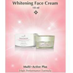 ราคา Aura Lucent Whitening Face Cream 10 Ml Brightening Lightening Fairness Cream No Acne Freckle Or Spot Auraris ใหม่