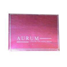 Aurum Ginseng Collagen Cream ครีม อั้ม พัชราภา เหนือกว่าทุกความงามที่เคยสัมผัส 1 กระปุก Aurum ถูก ใน ไทย