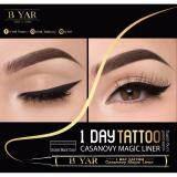 ขาย เมจิกอายไลน์เนอร์ B Yar 1 Day Tattoo Casanovy Magic Liner B Yar