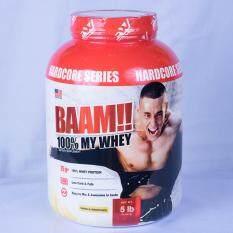 ขาย Baam 100 My Whey 5Lb Vanilla ออนไลน์
