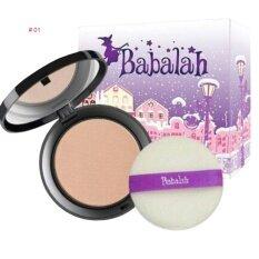 ขาย Babalah บาบาลา 2Way Cake แป้งเค็ก แป้งพัฟทูเวย์ เบอร์ 01 ผิวขาว Babalah เป็นต้นฉบับ