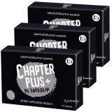 ขาย Backslim Chapter Plus By Backslim แชพเตอร์ พลัส อาหารเสริมลดน้ำหนัก สูตรดื้อยา เข้มข้นกว่าเดิม เผาผลาญไว 5 เท่า ขนาด 10 แคปซูล 3 กล่อง ไทย ถูก