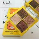 ซื้อ อายแชโดว์ Balala Bearbrick เนื้อกำมะหยี่ 02