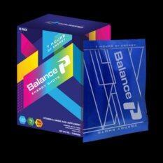ซื้อ Balance P Energy Shots เพิ่มความสดชื่นและให้พลังงาน 1กล่อง บรรจุ12ซอง Balance ถูก