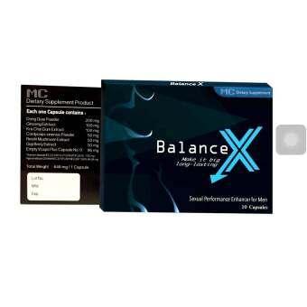 Balance X ปรับสมดุลฮอร์โมนเพศชาย