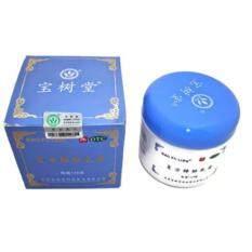 โปรโมชั่น Bao Fu Ling ครีมบัวหิมะ เป่าฟูหลิง Bao Fu Ling Compound Camphor Cream 100G กล่องสีฟ้า Bao Fu Ling