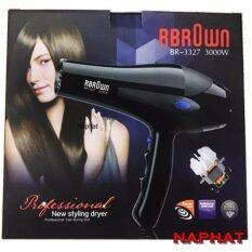 ซื้อ Barwnไดร์เป่าผม 3000 วัตต์ Barwn Professional New Styling Dryer รุ่น Br 3327 New กรุงเทพมหานคร