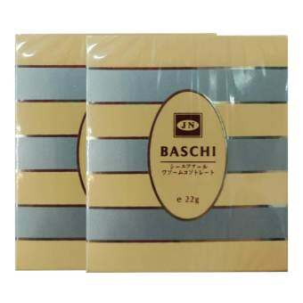 BASCHI Night powder 22g (2 กระปุก)