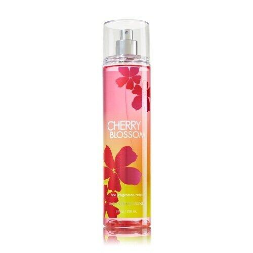 Bath and Body Works - Body Mist กลิ่น Cherry Blossom