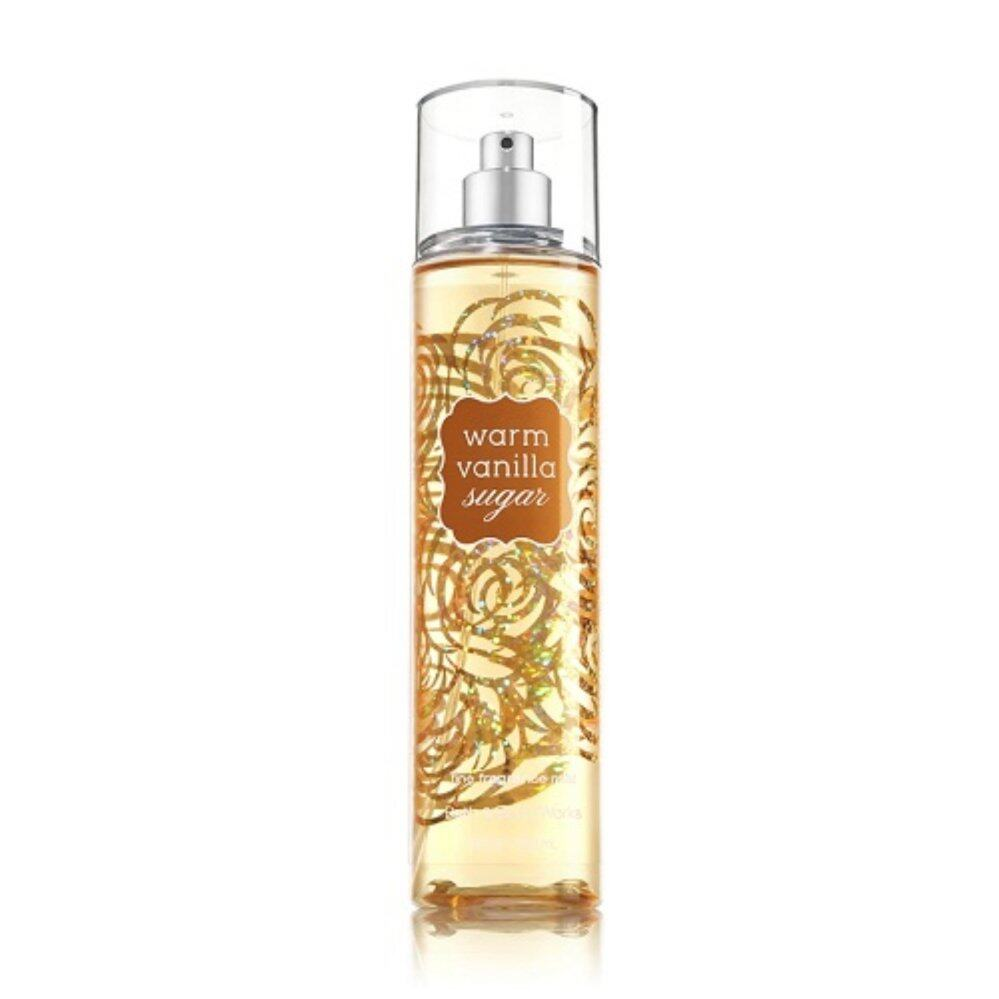 Bath and Body Works : Body Mist กลิ่น Warm Vanilla Sugar