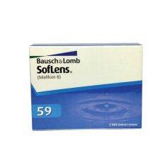 ส่วนลด สินค้า Bausch Lomb Soflen59 3 50 รายเดือน 1 คู่