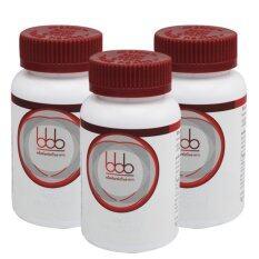 ขาย Bbb อาหารเสริมลดน้ำหนักจากอเมริกา 3 กระปุก 30 แคปซูล X 3 Bbb ถูก