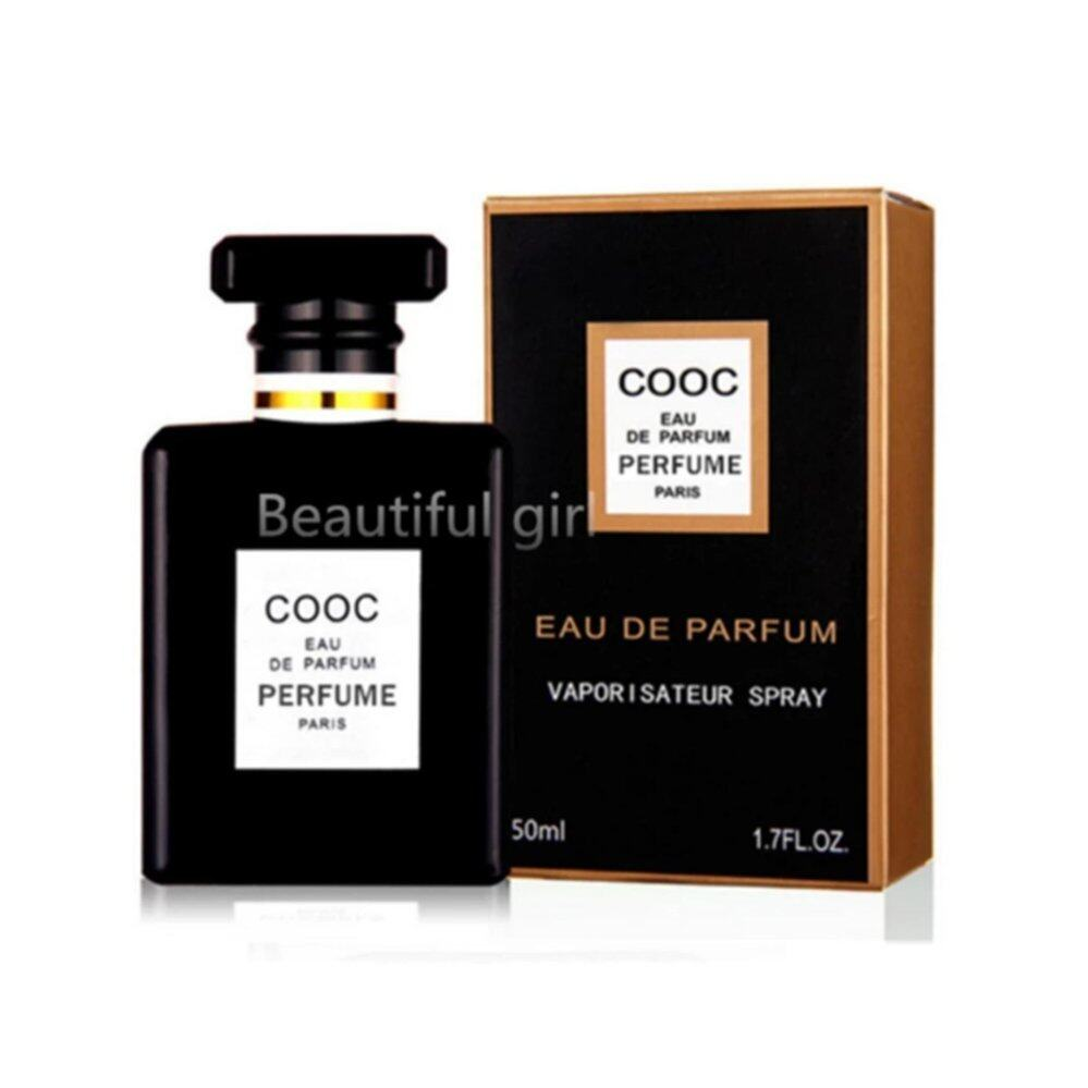 Beautiful girl perfume incense lasting  50ml(Black)