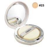 ซื้อ Beauty Credit Lovely Q10 Sun Pact Spf50 Pa แป้งม้าโยกตลับสีขาว ปริมาณ14G No 23 Natural Beige สำหรับผิวสองสี Beauty Credit