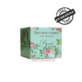 Beauty3 Spirulina Cream บิวตี้ทรี สไปรูไลน่า ครีม ขนาดบรรจุ 5g. (1 กล่อง)